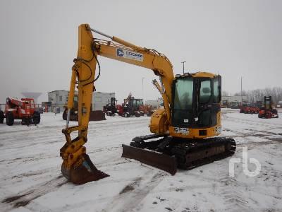 2013 KOMATSU PC78US-8 Midi Excavator (5 - 9.9 Tons)