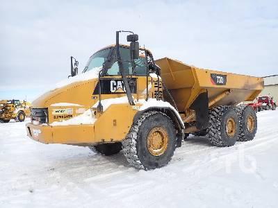 2009 CATERPILLAR 730 Articulated Dump Truck
