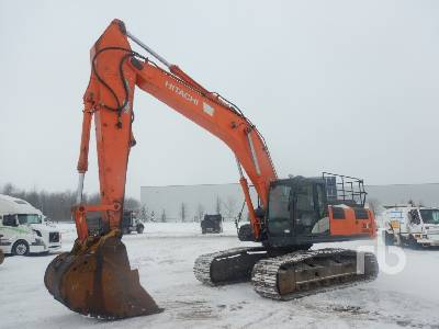 2012 HITACHI ZX350LC-5 Hydraulic Excavator