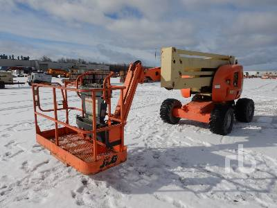 2011 JLG 450AJ Articulated Boom Lift