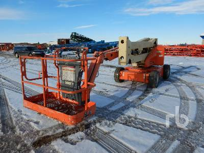 2011 JLG E450AJ Electric Articulated Boom Lift