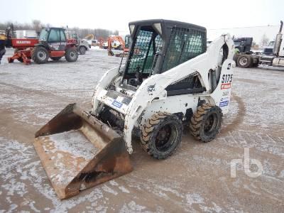 2012 BOBCAT S175 2 Spd Skid Steer Loader