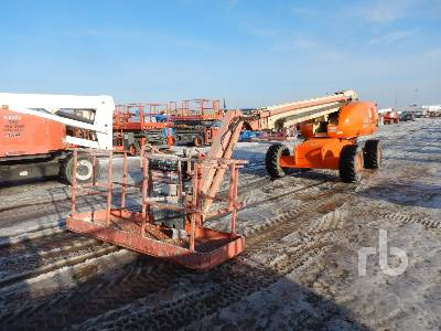 2000 JLG 600SD Articulated Boom Lift
