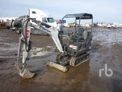 2015 BOBCAT 324M Mini Excavator (1 - 4.9 Tons)