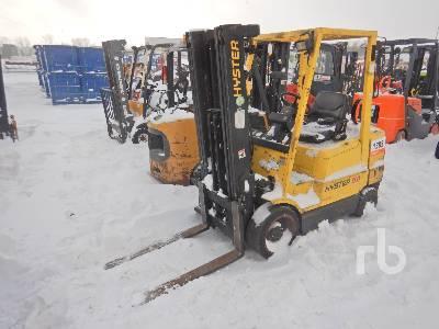HYSTER S50XM 4500 Lb Forklift
