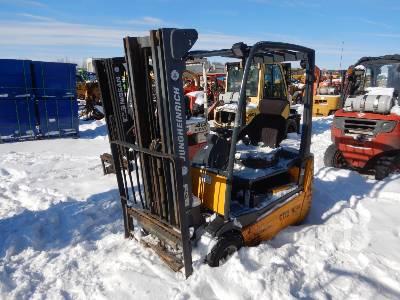 JUNGHEINRICH EFG220 Electric Forklift