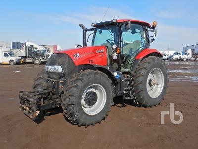 2016 CASE IH 115 Maxxum MFWD Tractor