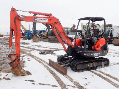 2012 KUBOTA KX121-3 Mini Excavator (1 - 4.9 Tons)