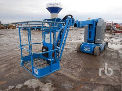 2013 GENIE Z30/20N Electric Articulated Boom Lift