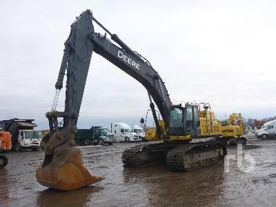 2008 JOHN DEERE 450D LC Hydraulic Excavator