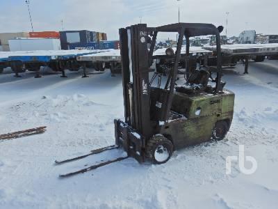 CLARK C50050 4450 Lb Forklift