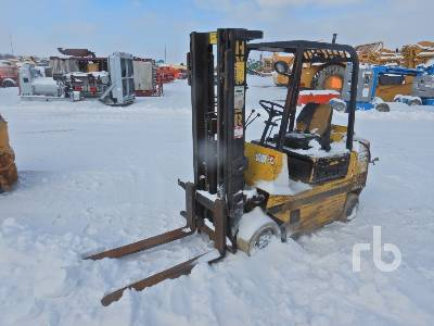 2013 HYSTER S50XL 4650 Lb Forklift