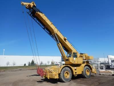 1992 GROVE RT745 45 Ton 4x4x4 Rough Terrain Crane