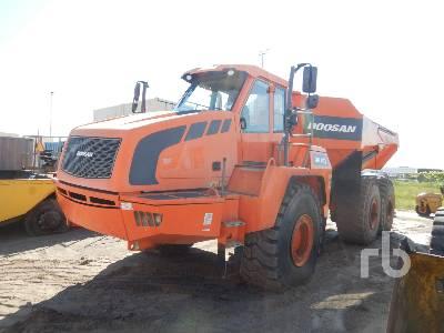 2014 DOOSAN DA40 6x6 Articulated Dump Truck