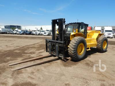 1988 LIFT KING LK12000 12000 Lb 4x4x4 Rough Terrain Forklift