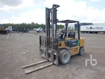 2002 CATERPILLAR DP35K 6250 Lb Forklift
