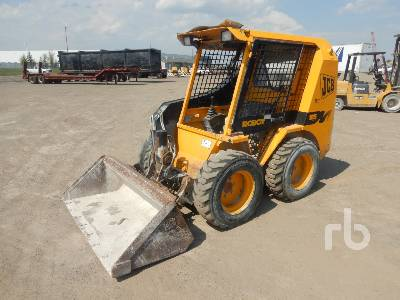 1998 JCB ROBOT 165 Series 3 Skid Steer Loader