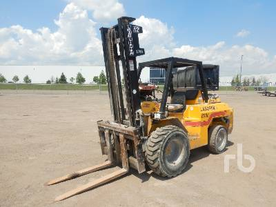 2003 LOADLIFTER LL8000 7350 Lb Rough Terrain Forklift