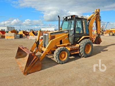 1995 CATERPILLAR 426B Loader Backhoe
