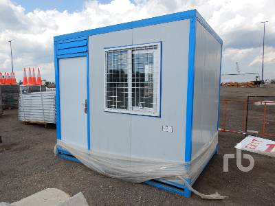 Unused 9 Ft 6 In. Insulated Mobile Office Mobile Structure - Other