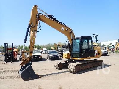2015 CATERPILLAR 313FLGC Hydraulic Excavator