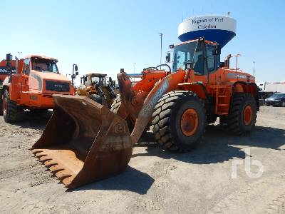 2012 DOOSAN DL450 Wheel Loader
