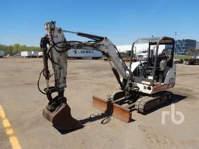2005 BOBCAT 331EG Mini Excavator (1 - 4.9 Tons)
