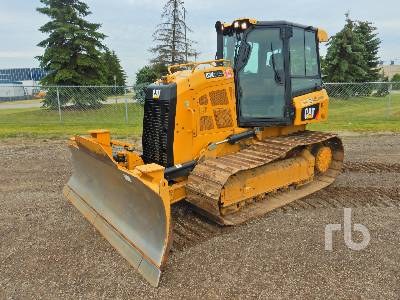 2017 CATERPILLAR D3K2 LGP Crawler Tractor