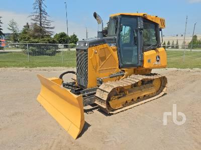 2018 JOHN DEERE 550K Crawler Tractor