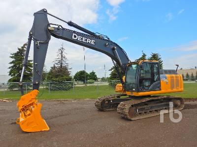 2016 JOHN DEERE 210G LC Hydraulic Excavator