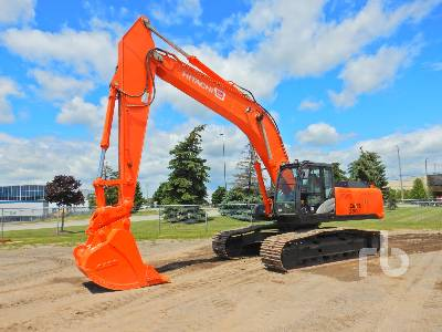 2015 HITACHI ZX350LC-5N Hydraulic Excavator