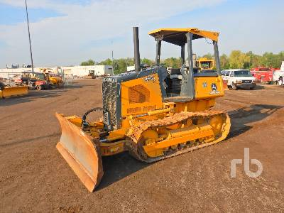 2012 JOHN DEERE 450J LT Crawler Tractor