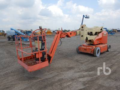 2008 JLG E400AJPN Electric Articulated Boom Lift