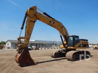 2008 CATERPILLAR 345CL Hydraulic Excavator