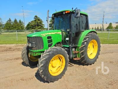 2010 JOHN DEERE 6230 MFWD Tractor