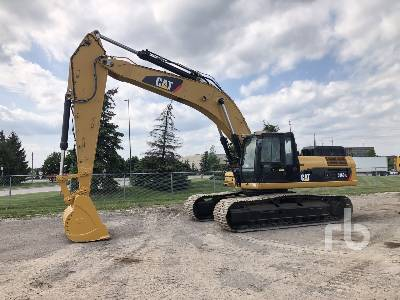 2011 CATERPILLAR 336DL Hydraulic Excavator