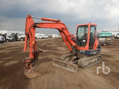2011 KUBOTA KX121-3ST Mini Excavator (1 - 4.9 Tons)