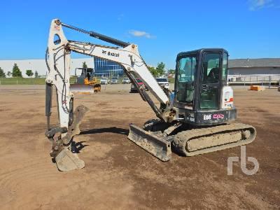 2014 BOBCAT E50M Midi Excavator (5 - 9.9 Tons)