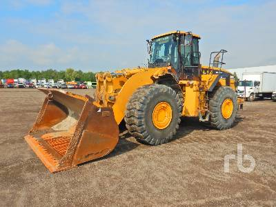 2004 CATERPILLAR 980G Series II Wheel Loader