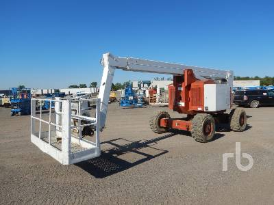 1992 SNORKEL ATB60JD 4x4 Articulated Boom Lift