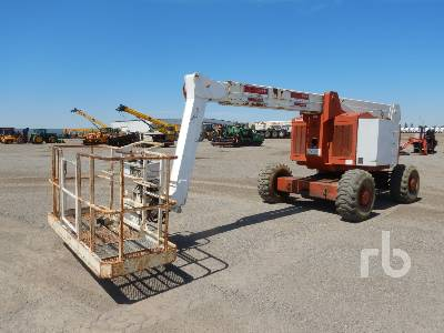 1998 SNORKEL ATB60ALCU 4x4 Articulated Boom Lift