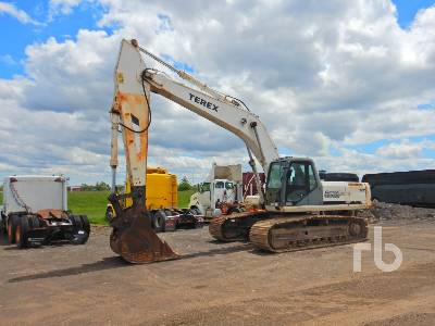 TEREX TXC340LC-1 Hydraulic Excavator