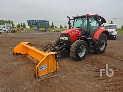 2012 CASE IH MAXXUM 110 MFWD Tractor
