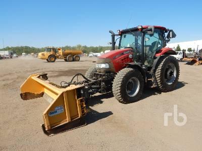 2013 CASE IH MAXXUM 110 MFWD Tractor