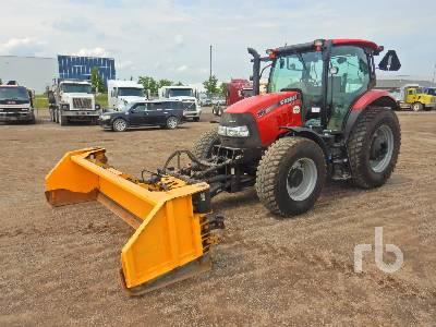 2014 CASE IH MAXXUM 110 MFWD Tractor