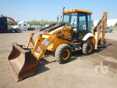 2010 JCB 2CX-12-4WS 4x4x4 Loader Backhoe