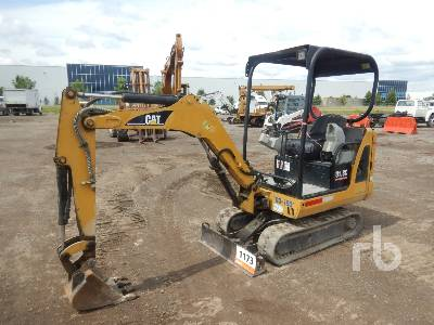 2007 CATERPILLAR 301.8C Mini Excavator (1 - 4.9 Tons)