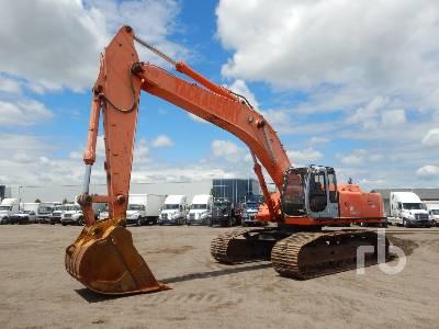 1999 HITACHI EX450LC-5 Hydraulic Excavator