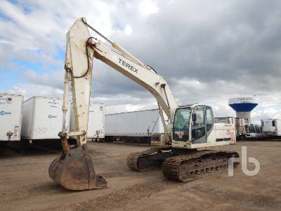 2008 TEREX TXC225LC-2 Hydraulic Excavator