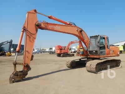 2003 HITACHI EX200LC Hydraulic Excavator